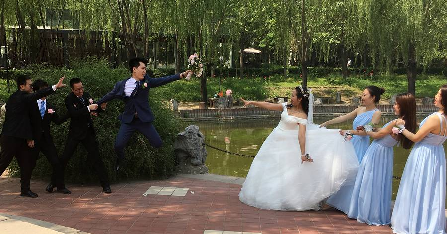 I Do What? In China, Some Western Wedding Customs Don't Compute - WSJ