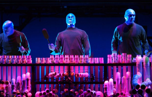 Blue Man Group Was Developed In  On New Yorks Lower East Side