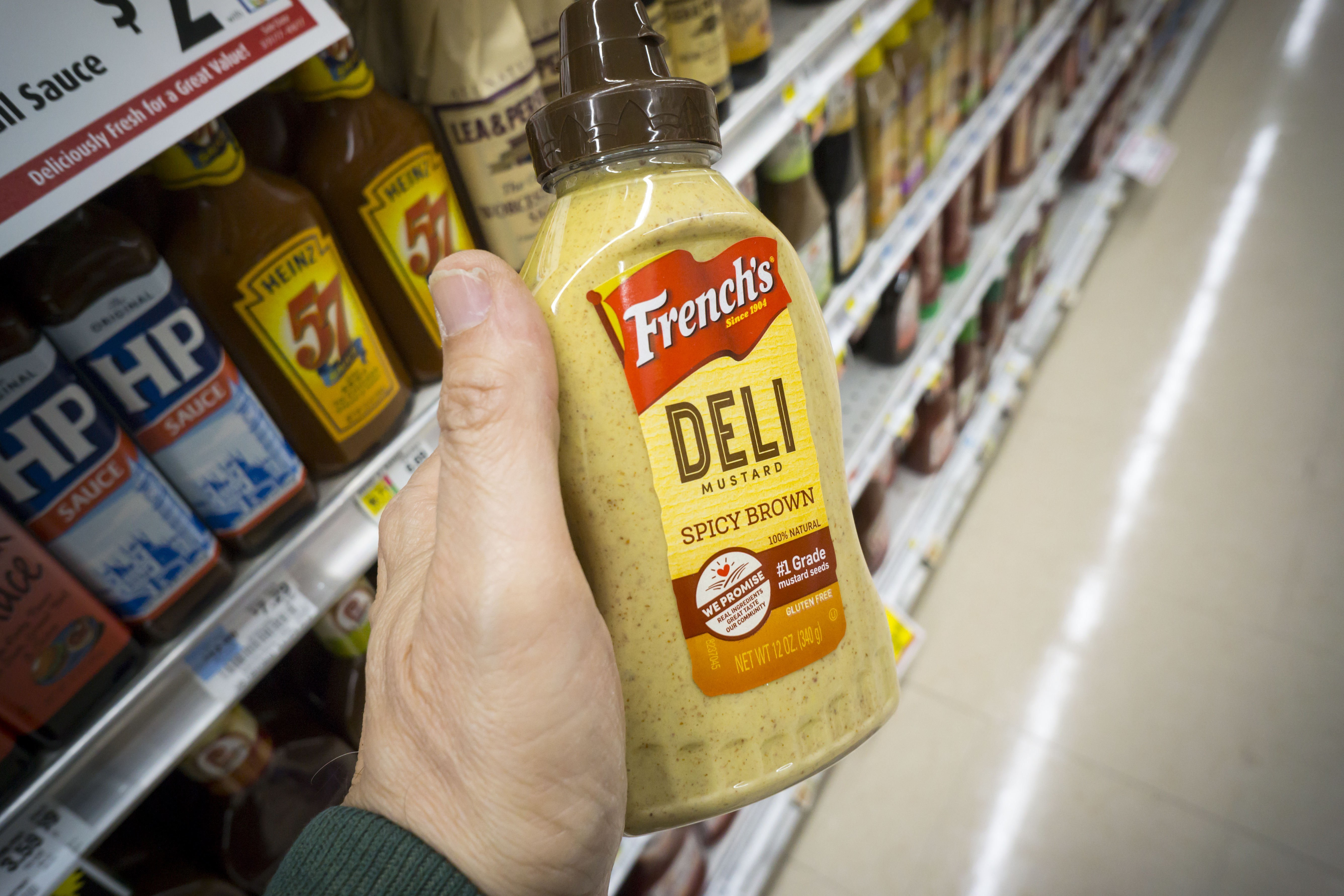 Spice Maker McCormick Adds French's Mustard to Its Shelf in $4 ...