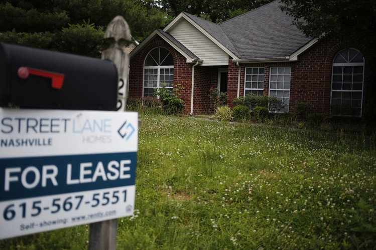 Corporate homeowners in Spring Hill have turned many single-family homes into rentals.