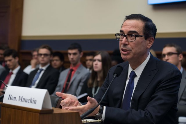 Mnuchin Indicates US to Take Stakes in Airlines in Exchange for Grants