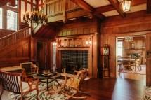 Tudor Revival Style Interior