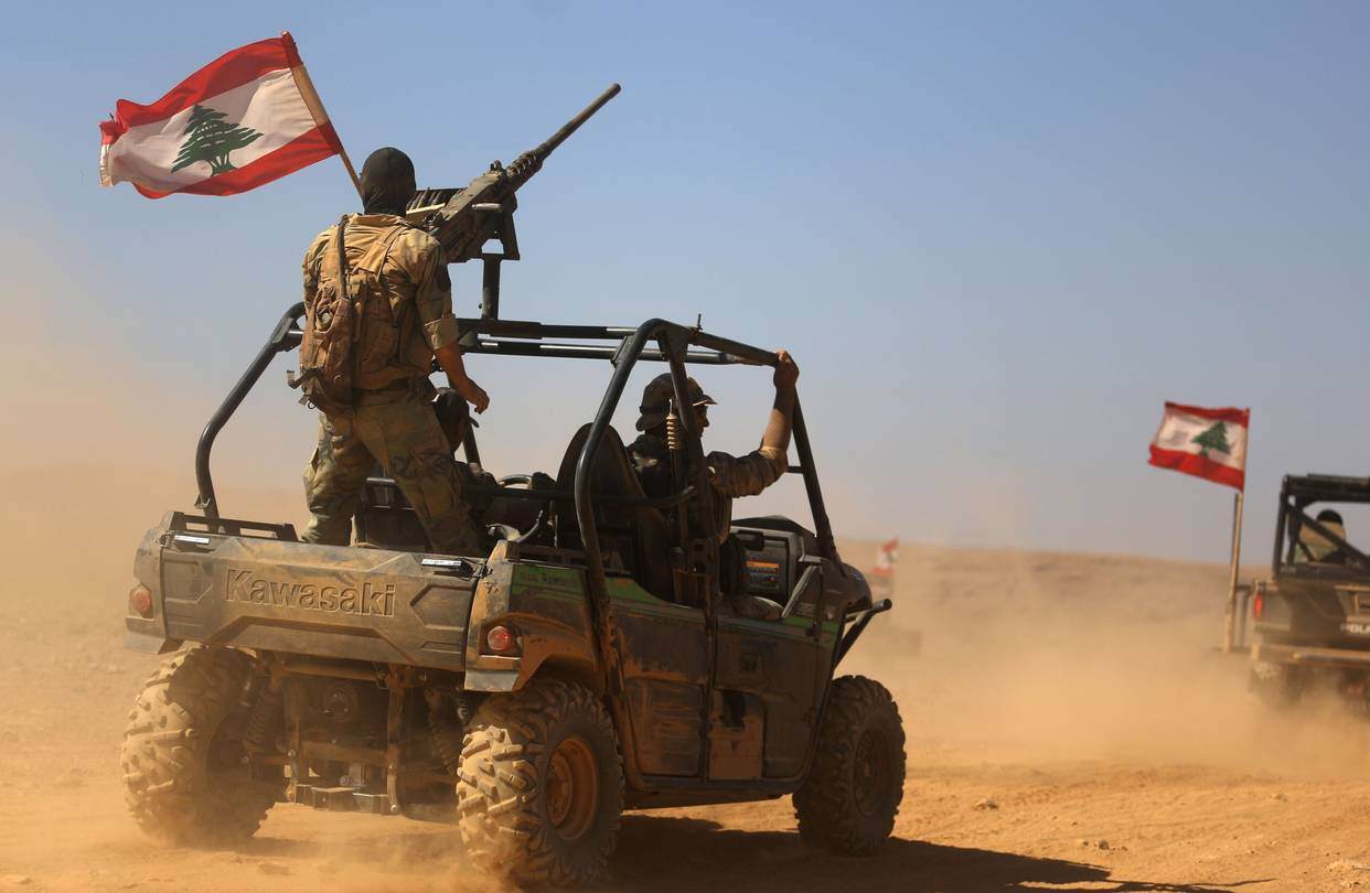 Lebanon Kicks Out Islamic State, in Latest Setback for Militants - WSJ