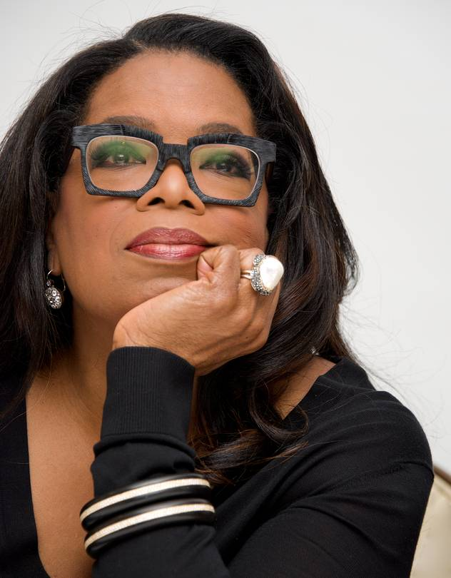 Oprah Winfrey was sexually abused by relatives.