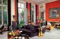Recreate a Glamorous 1970s Parisian Living Room - WSJ