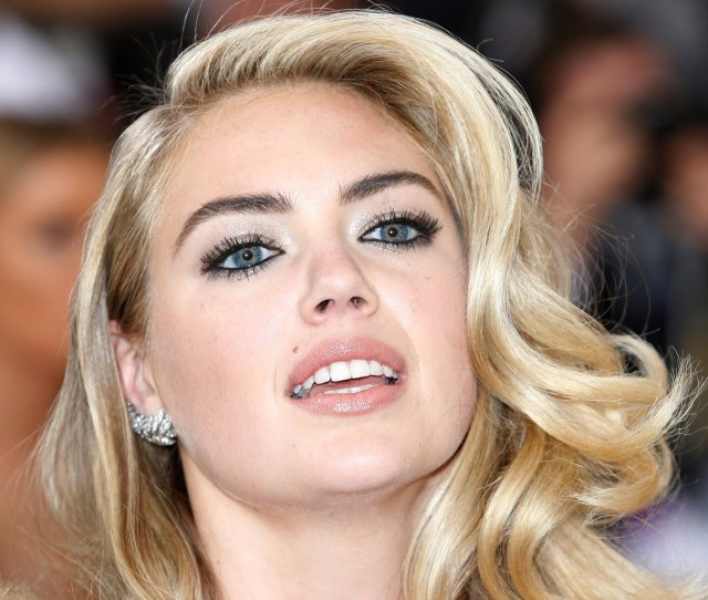 Kate Upton Has Modeled For The Guess Brand