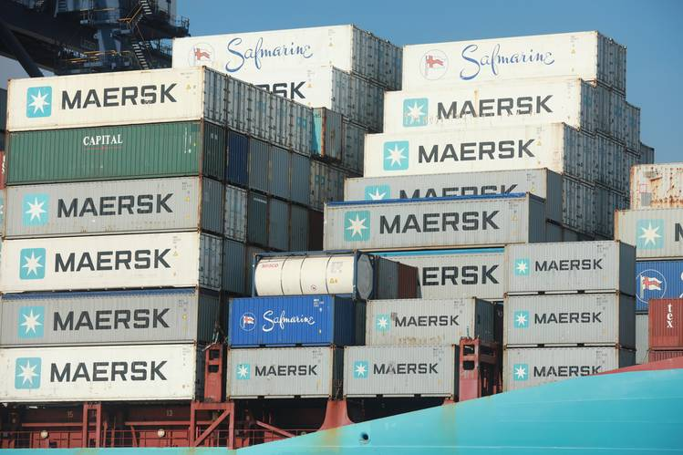 Global shipping giant Maersk uses blockchain technology from IBM to track and transfer shipping containers and move them more quickly through customs.