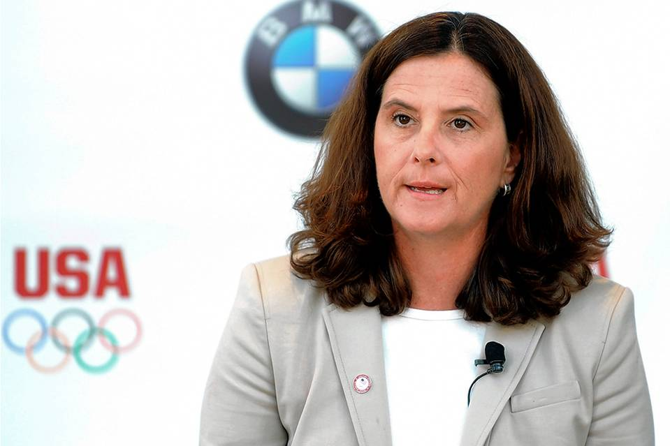 LISA BAIRD | 'We're the ones raising the resources to give to athletes.'