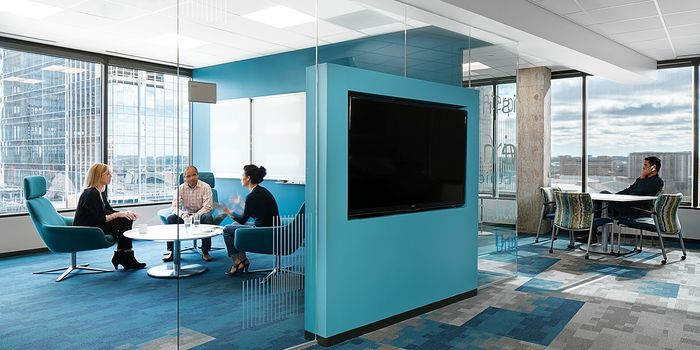 Open Offices Are Losing Some of Their Openness  WSJ