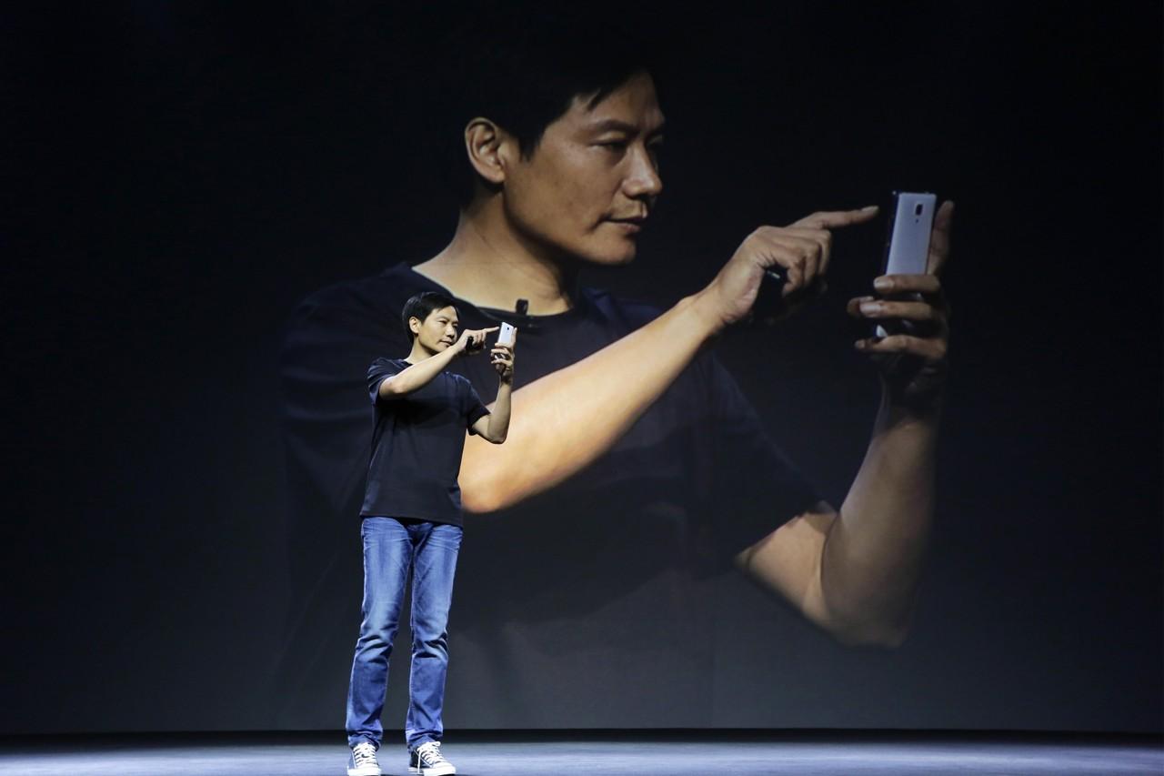 est100 一些攝影(some photos): Lei Jun, 雷軍