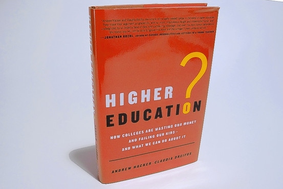 Book review: Higher Education? - WSJ