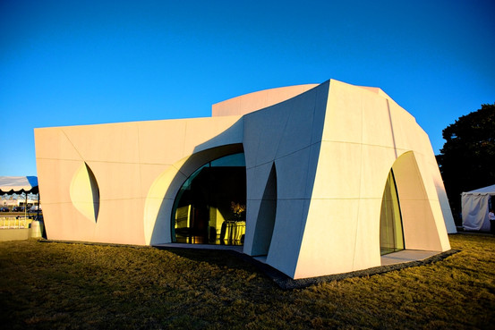 The Interfaith Peace Chapel  No Typical Texas Church  By