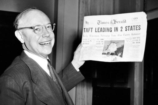 Image result for robert taft 1940s