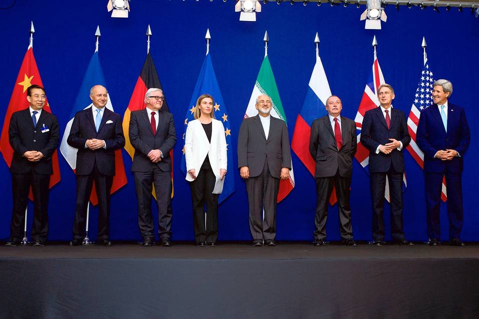 After nuclear negotiations were completed in Lausanne, Switzerland, April 2.