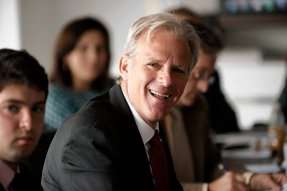 Michael Oren, Israel's former ambassador to the United States, in 2012.