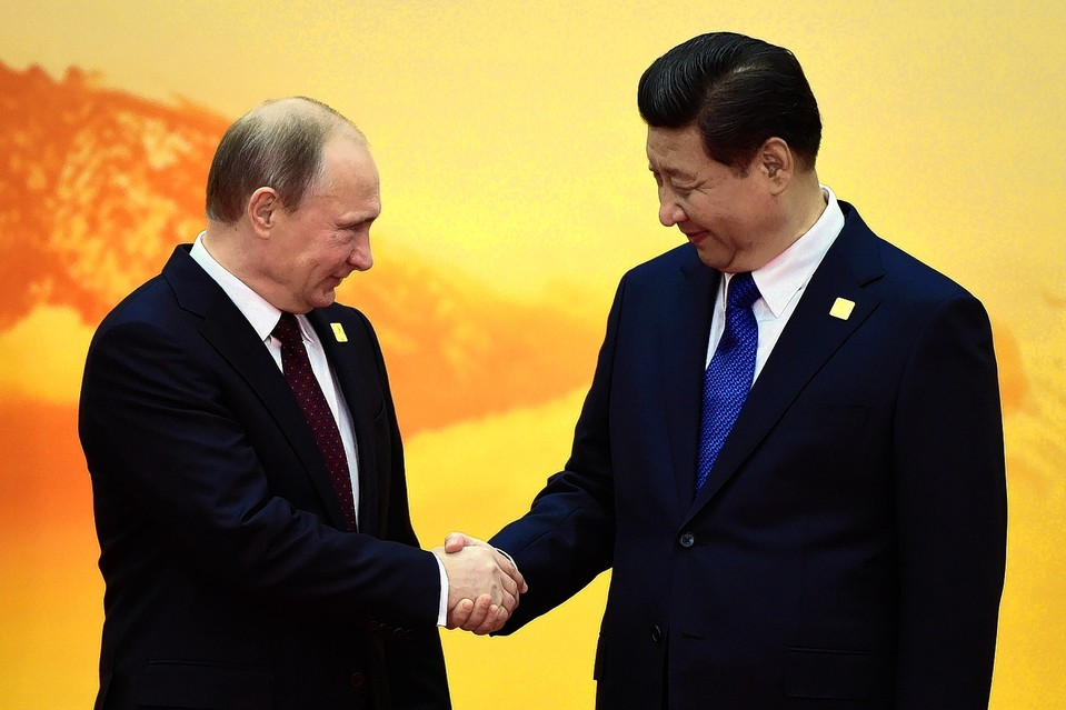 ALTERNATE REALITY: A strong dollar keeps countries like Russia and China from undermining U.S. dominance. For now.