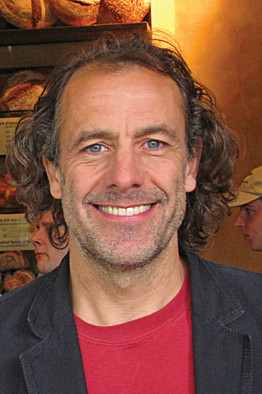 Alain Coumont, founder of Le Pain Quotidien