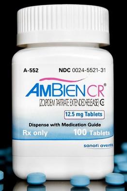 Ambien Cr Canada - Ambien CR Drug Imprint