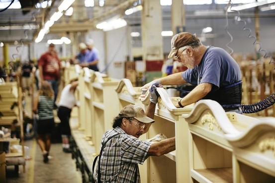 Bringing Jobs Back to US Is Bruising Task  WSJ