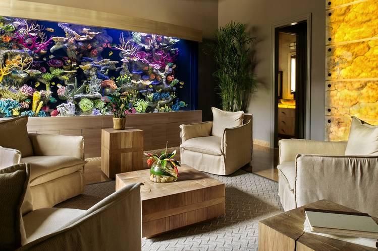 the 1 million aquarium