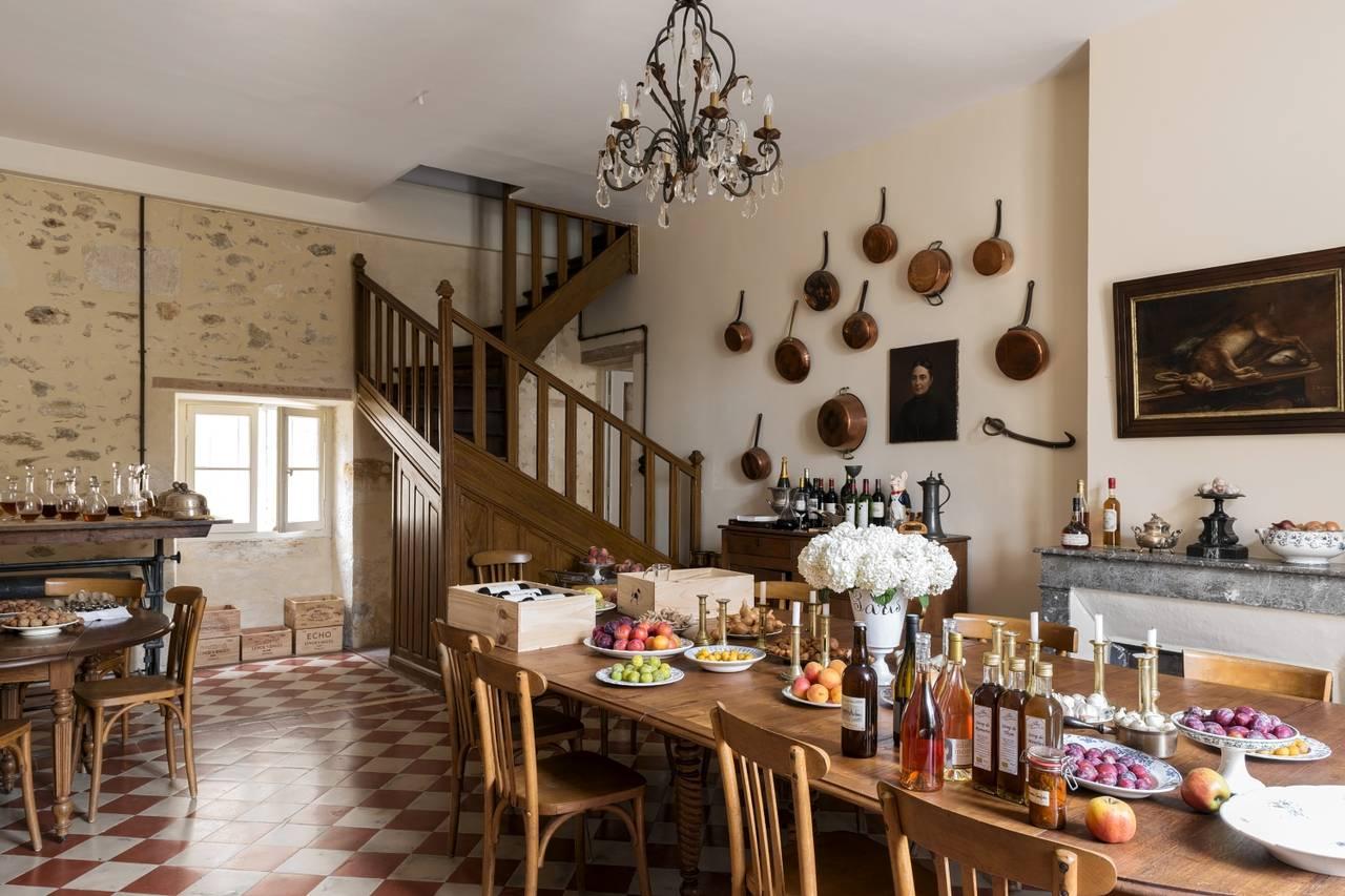 Food Blogger Mimi Thorisson's Home