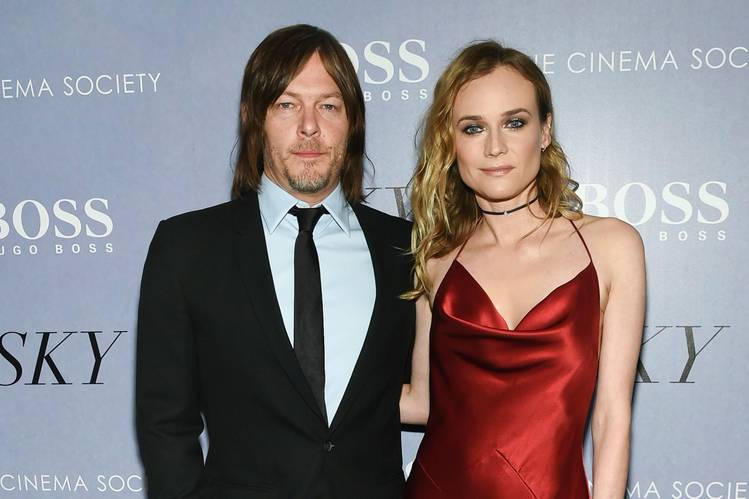 diane kruger and norman