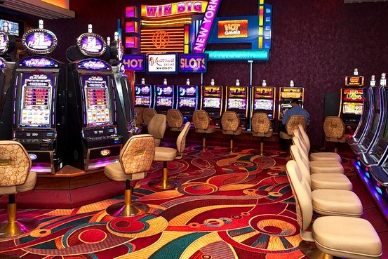 Citys First Casino Gambles With Design WSJ