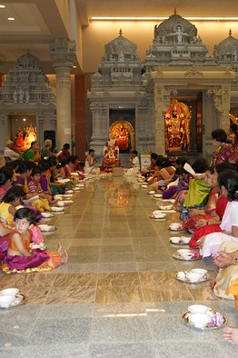 Diwali Financial Blessings Sought During Hindu Festival