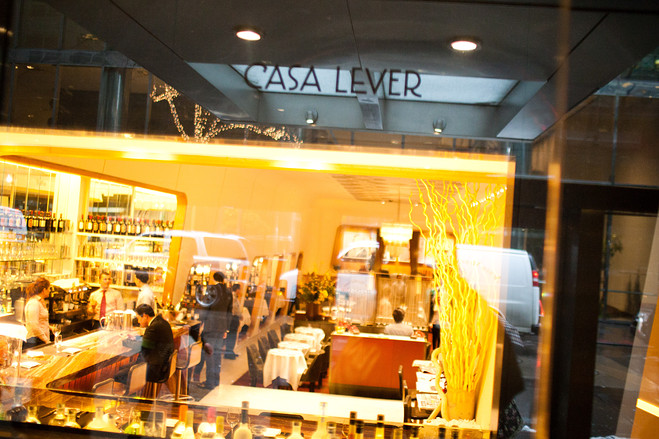 Casa Lever at the Lever House building in Manhattan New York NY Photos  WSJ