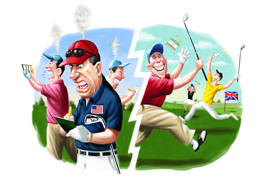 Golf Journal: Does the Handicap System Need a Makeover? - WSJ