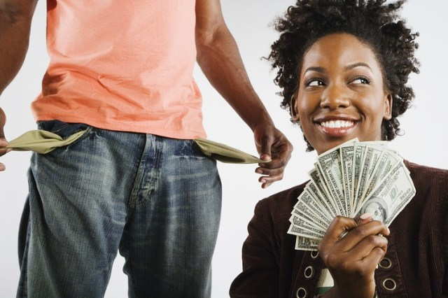 Image result for black rich woman with a poor man