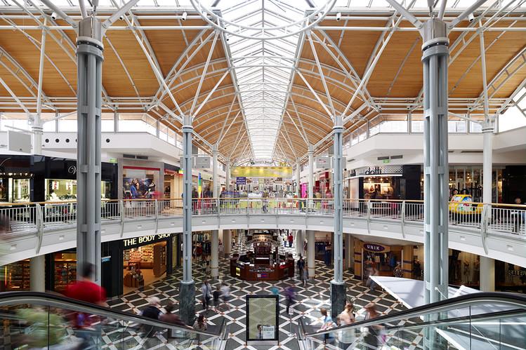 Blackstone Buys Melbourne Mall For 333 Million WSJ