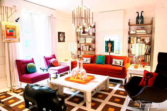 Pretty Living Rooms