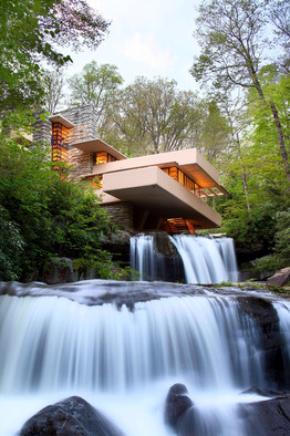 Wallpaper Falling Off Wall What S So Great About Frank Lloyd Wright S Fallingwater