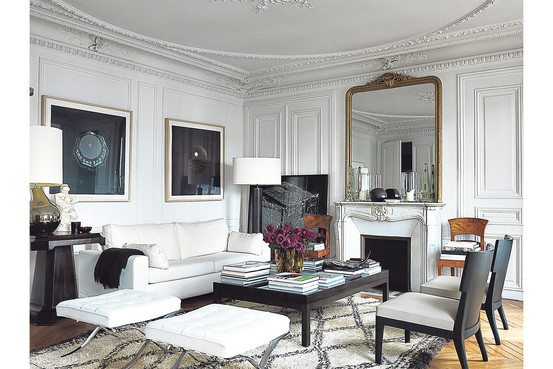 The Art of French Molding  WSJ