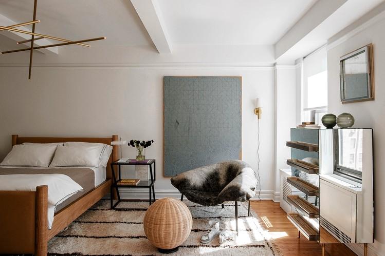 Interior Designer Charlie Ferrers Showroom Apartment WSJ