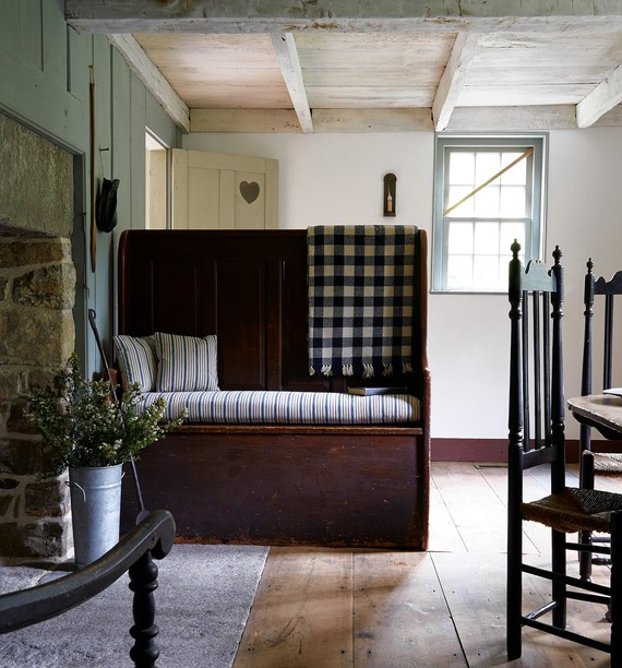 Restoring an 18thCentury Farmhouse as a Guesthouse  WSJ