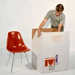Eames Bucket Chair Rocking Covers For Christmas 64 Or 1 500 Guess The Price Of These Plastic Chairs Wsj Boxed Seat In Last Decade Alone 000 Introduced