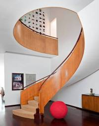 Spiral Staircases: High Style or High Anxiety? - WSJ