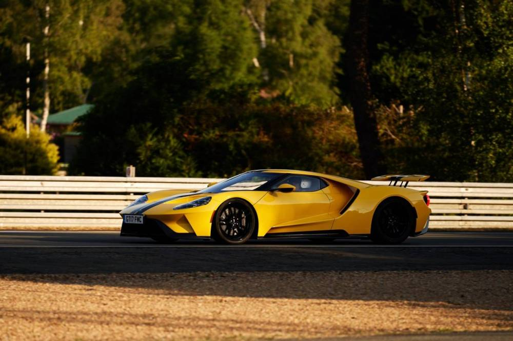 medium resolution of 2017 ford gt a 450 000 road rocket that s two cars in one