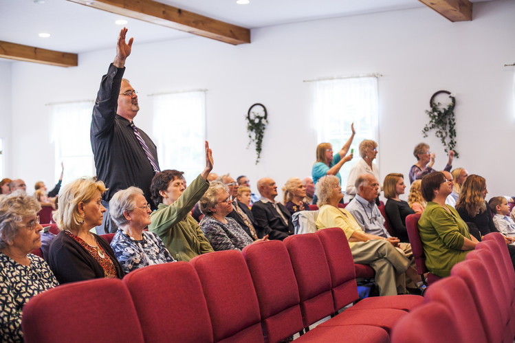 5 Benefits of Moving from Pews to Church Chairs  Bertolini Sanctuary Seating