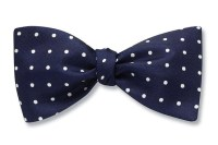 Bow Ties Turn Up on the Cool Crowd - WSJ