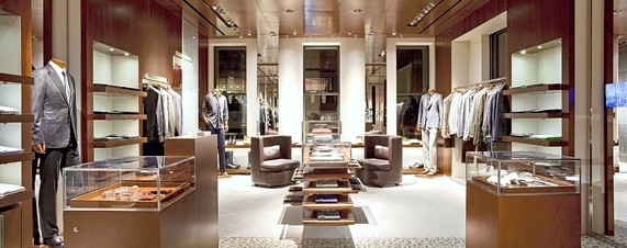 Herms And Coach Launch Stores For Men WSJ