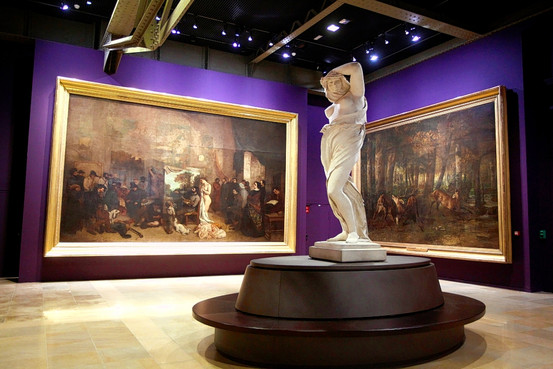 Muse dOrsay  New Visions Arrive at the Orsay  By mary