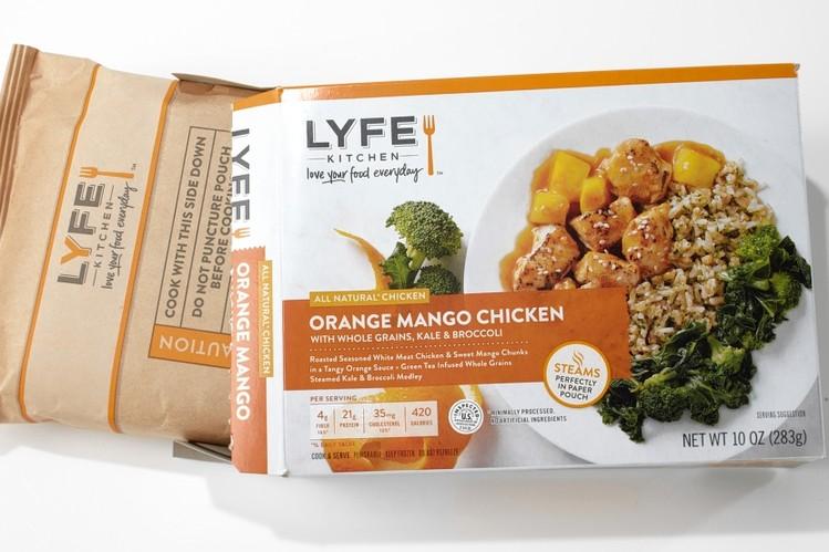 Lyfe Kitchen Frozen Meals Nutrition  Wow Blog