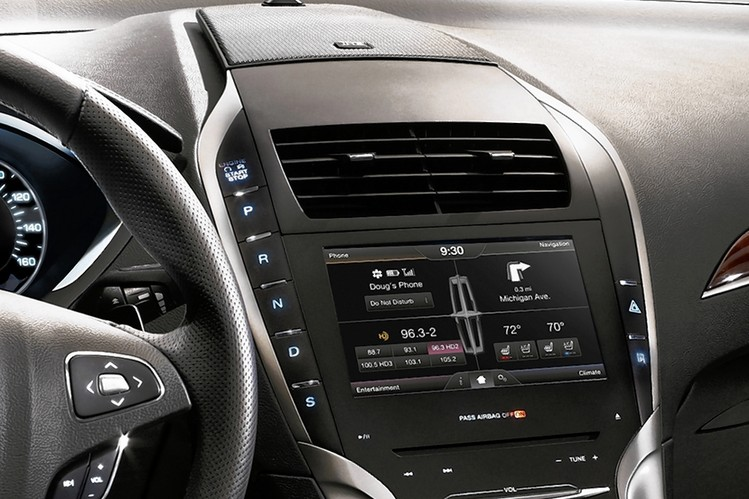 Changing Gears Auto Makers Ditch Familiar Shift Levers