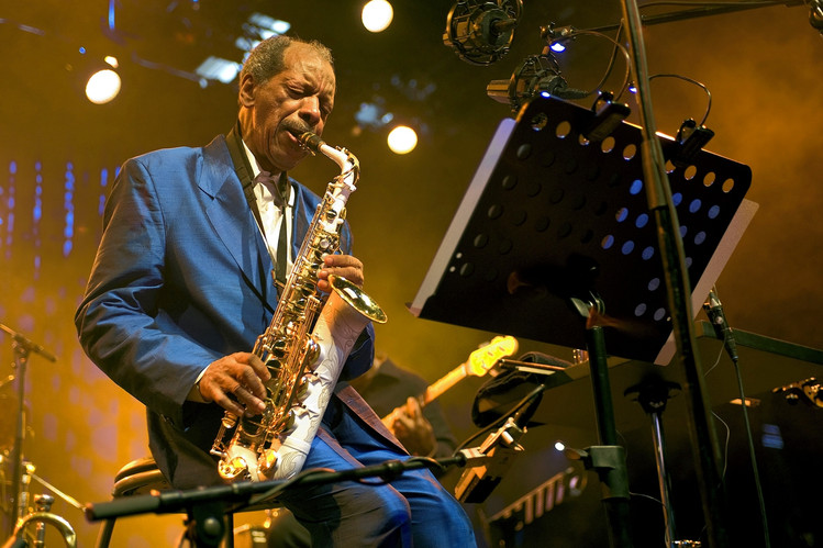 Ornette Coleman's 'New Vocabulary' is his first studio album since 1996.