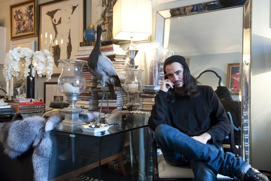 Ryan Korbans Opulent Style  WSJ