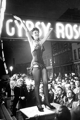 Gypsy Rose Lee More Than Just a Girl With a Gimmick  WSJ