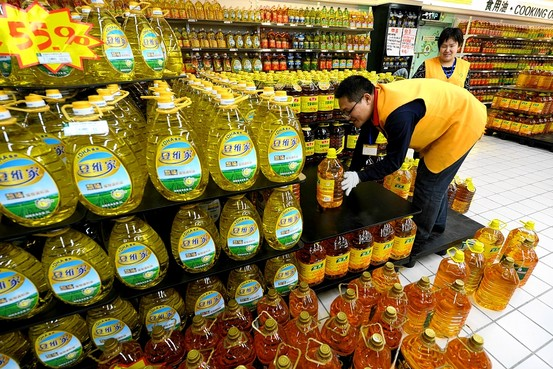 Cooking Oils Surge Shows How Inflation Hits Chinese  WSJ